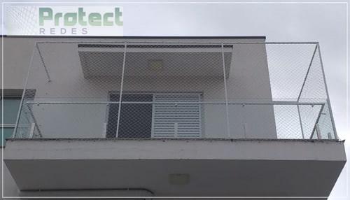 Rede de proteção apartamento