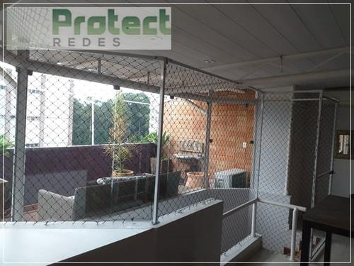 Tela de proteção para pets