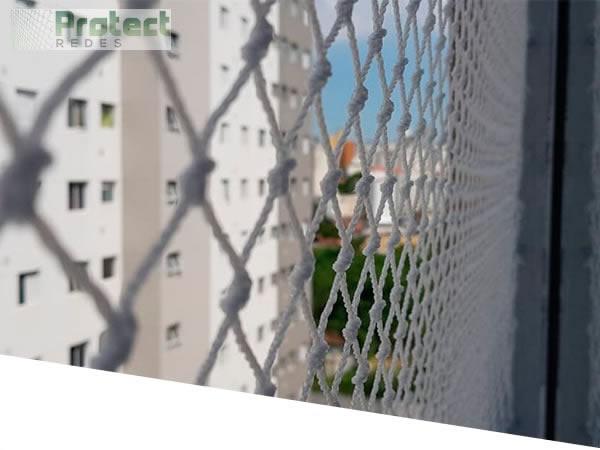 Rede de proteção 3x3